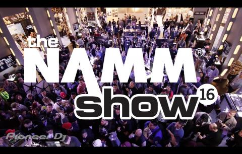 Pioneer DJ Highlights from the NAMM Show 2016