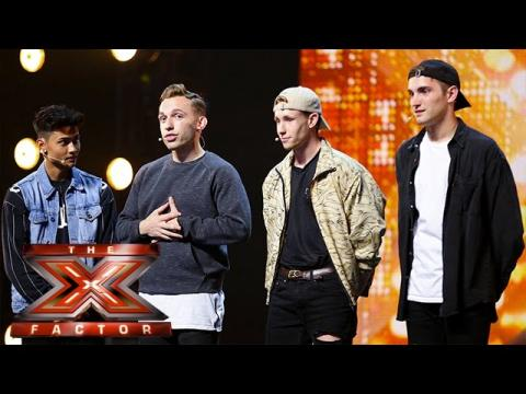 Will it be a Bye, Bye, Bye for New Wave? | Auditions Week 1 |  The X Factor UK 2015
