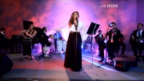 کنسرت نوروزی لیلا فروهر در بی بی سی