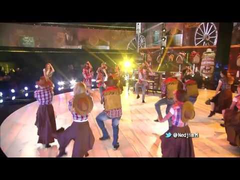 MBC The X Factor -ندجيم معطى الله-Footloose- العروض المباشرة