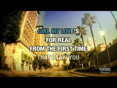 My Destiny in the style of Lionel Richie | Karaoke with Lyrics