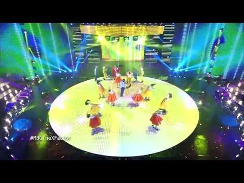 MBC The X Factor -حمزة هوساوي-Happy- العروض المباشرة