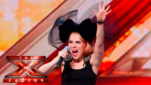 Adriana's in Boogie Wonderland | Auditions Week 1 |  | Auditions Week 1 |  The X Factor UK 2015