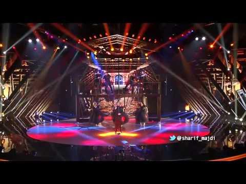 MBC The X Factor -مجدي شريف-أول مرة- العروض المباشرة