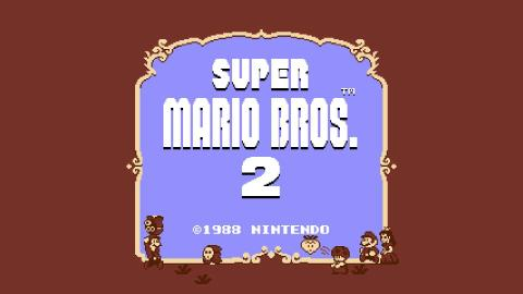 Character Select (Remastered) - Super Mario Bros. 2 Music Extended
