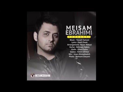 Meysam Ebrahimi - Yadegari [NEW 2016]