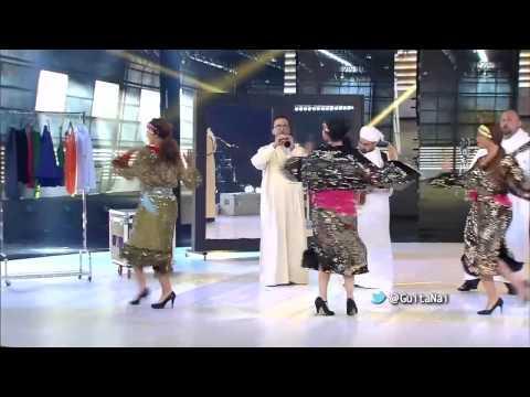MBC The X Factor - Guitanai-اه يا لالي- العروض المباشرة