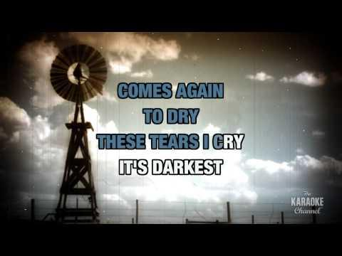 Til Love Comes Again in the style of Reba McEntire | Karaoke with Lyrics
