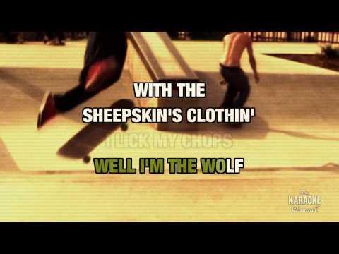 Animal (F### Like a Beast) in the style of W.A.S.P. | Karaoke with Lyrics