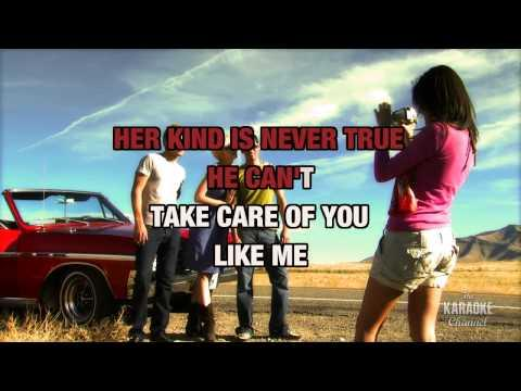 Don't Go Out in the style of Tanya Tucker & T Graham Brown | Karaoke with Lyrics