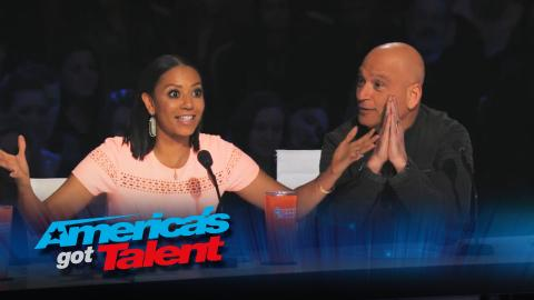 According to Mel B These Acts Are Officially Off the Chain - America's Got Talent 2015 Supercut