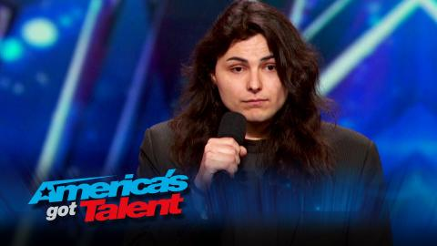 America's Got Talent - Reason 78 to Watch AGT: #Milkman (Promo)