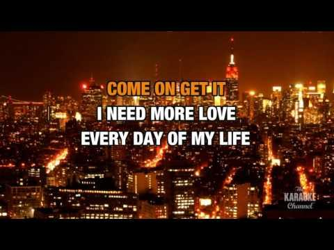 I Need More Love in the style of Robert Randolph & the Family Band | Karaoke with Lyrics