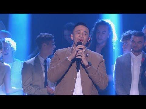 Cyrus Villanueva - Stone - Grand Final - The X Factor Australia 2015