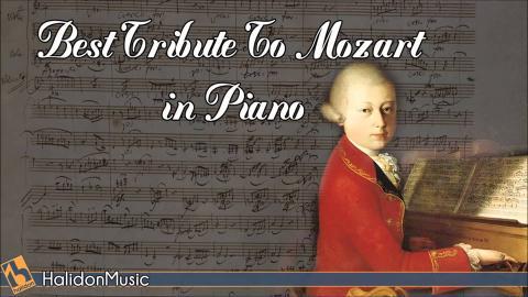 Best Tribute to Mozart in Piano  (performed by Carlo Balzaretti)