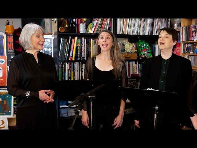 Anonymous 4 With Bruce Molsky: NPR Music Tiny Desk Concert