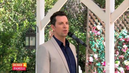 Chris Mann Sings Music Of The Night From The Phantom Of The Opera On Home And Family