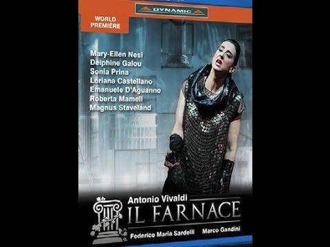 Il Farnace,  Vivaldi  directed by F.M.Sardelli - Dynamic