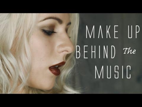 Make Up Behind the Music // I Was Made For Loving You - Madilyn Bailey