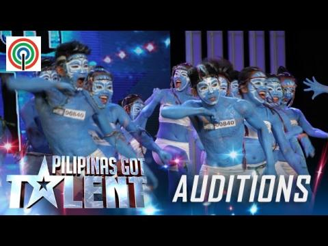 Pilipinas Got Talent Season 5 Auditions: Essu Salcedo Dance Troupe - Interpretative Dance Group