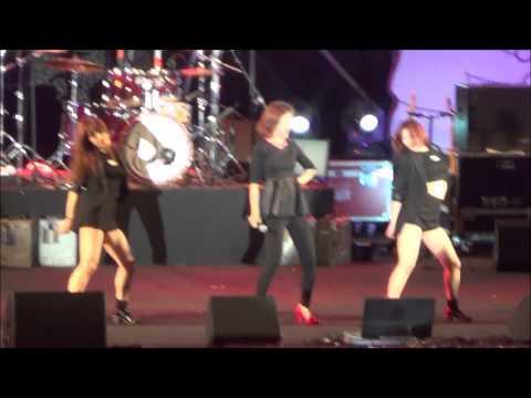 Baek Ji Young Live at Ipselenti 2015