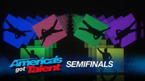 Siro-A: Dance Group Amazes With On-Point Dance Routine - America's Got Talent 2015