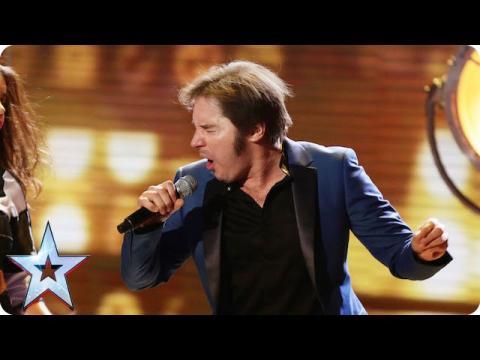Impersonator Andrew Fleming's not bitter | Semi-Final 1 | Britain's Got Talent 2015