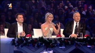Amira In The Final Of Holland's Got Talent HD Version