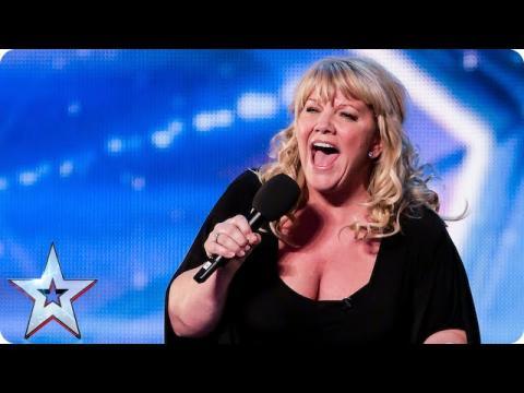 Will singer Alison Jiear be walking home alone?   Britain's Got Talent 2015