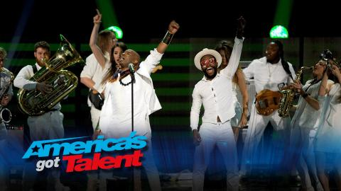 Coming Up: Failure's Not an Option - America's Got Talent 2015 (Preview)