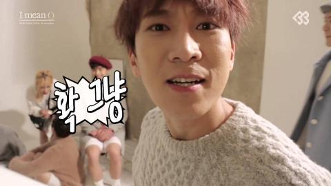 BTOB(비투비) - '집으로 가는 길(Way Back Home)' (BTS: Photo Shoot)