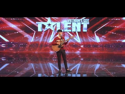 Vietnam's Got Talent 2016 - TẬP 6 - Đàn ghitar và hát - Thái Tăng Khánh
