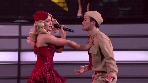 Lyndall Wennekes Sings Candyman | The Voice Australia 2015