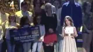 Amira Winnares Holland's Got Talent 2013