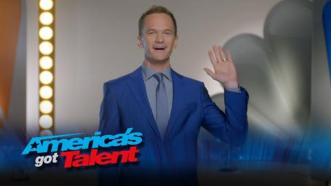 Happy 10th Anniversary to America's Got Talent!