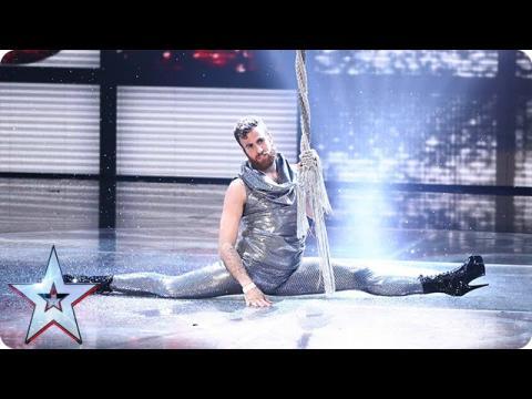DancerLuca Calò is crazy in love | Semi-Final 2 | Britain's Got Talent 2015