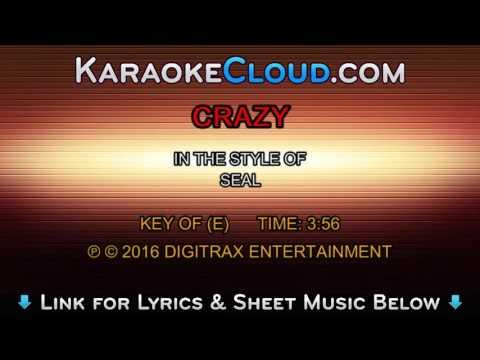 Seal - Crazy (Backing Track)