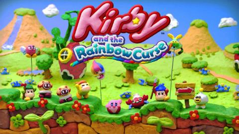 Green Greens - Kirby and the Rainbow Curse Music Extended