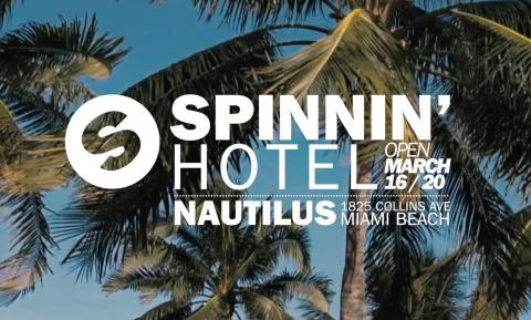 Spinnin' Hotel Miami - Official Trailer (16-20 March, 2016)