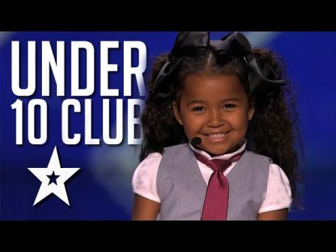 Under 10 Club: Talented Youngsters on Got Talent