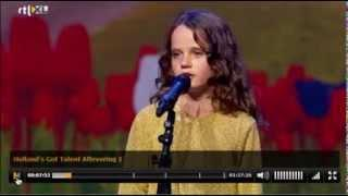 Best Audition Ever Holland Got Talent 2013 Amira