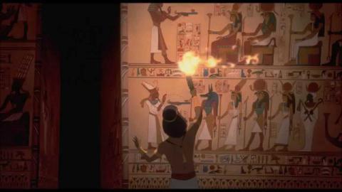 Hans Zimmer - Goodbye Brother (ft. Ofra Haza) (The Prince of Egypt Soundtrack) [HD]