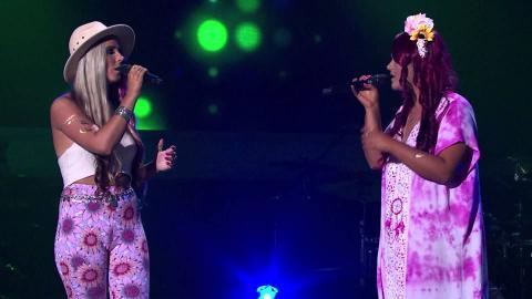 Kayzee Sing Titanium   The Voice Australia 2015