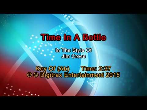Jim Croce - Time In A Bottle  (Backing Track)
