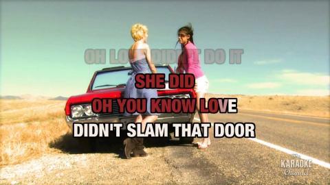 Love Didn't Do It in the style of Linda Davis | Karaoke with Lyrics