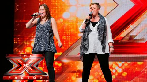 Impulse are holding out for a hero | Auditions Week 1 |  The X Factor UK 2015
