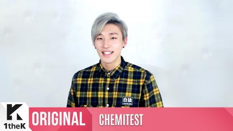 CHEMITEST(케미테스트): B.A.P_Jong Up(종업)