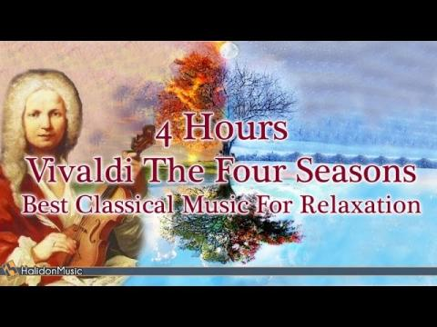 Orchestra da Camera Fiorentina - Vivaldi Four Seasons / 4 hours Best Classical Music for Relaxation