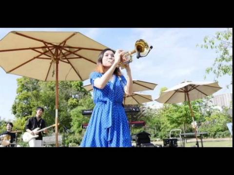 """[Chihiro Yamazaki+Route 14 Band] """"March"""""""