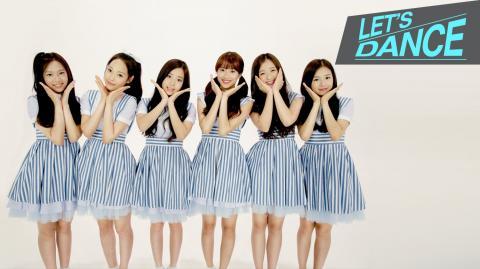 Let's Dance: APRIL(에이프릴) _ Dream Candy(꿈사탕) [ENG/JPN/CHN SUB]